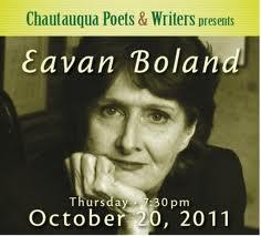 essays on eavan boland's poetry