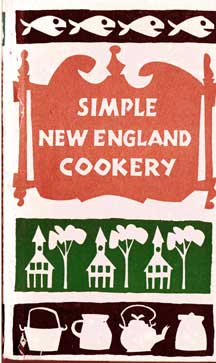 Simple New England Cookery cover Peter Pauper Press
